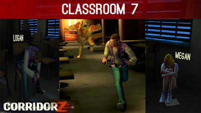 Corridor Z - The Zombie Runner MOD APk v1.3.1 Unlimited Money Game Offline Terbaru.[