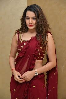 Actress Diksha Panth Latest Photo Gallery