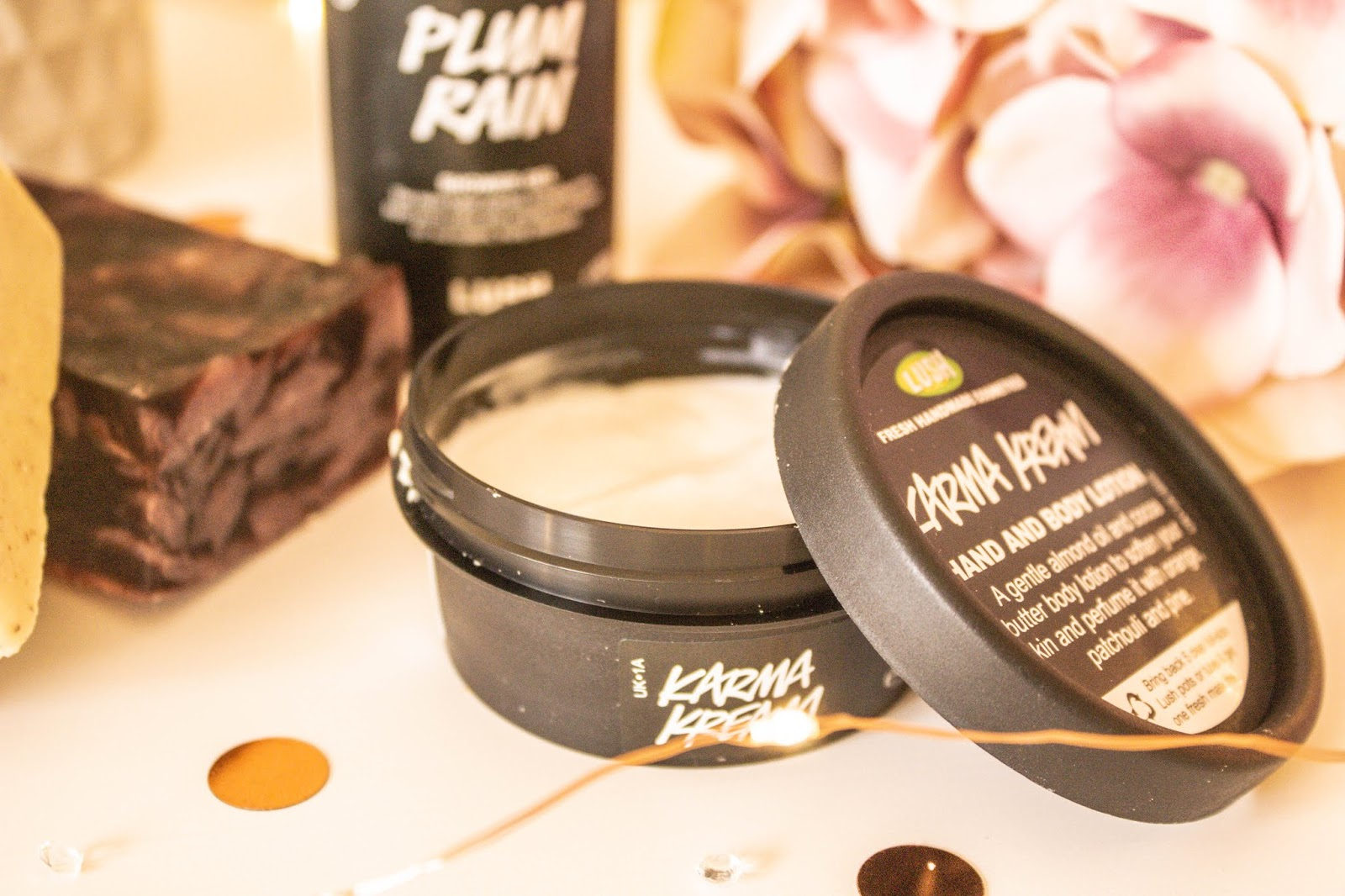 Lush Karma Kream Hand And Body Cream