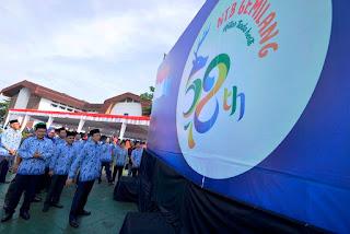 Logo HUT Ke-58 NTB Resmi Diluncurkan Gubernur