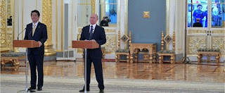 Shinzo Abe - Vladimir Putin