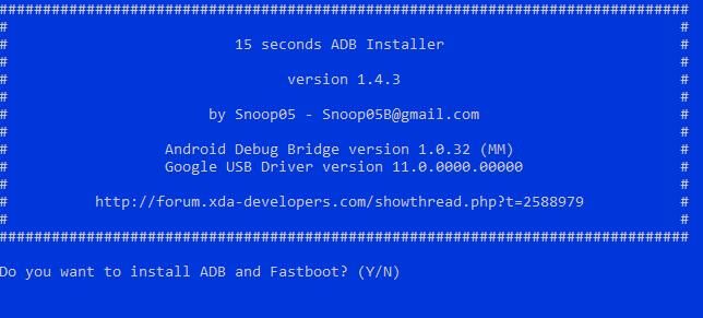 Install Adb Fastboot Drivers For Windows 8 1 64bit - 167 86