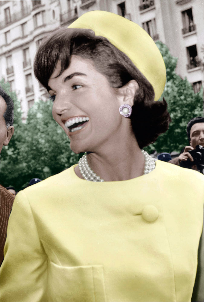 Jackie Kennedy Fashion: Decoding Jackie O's Signature Style: Ways Jacqueline