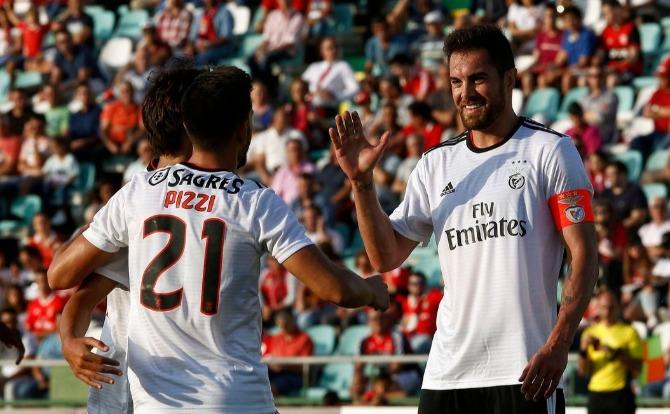 Benfica futebol Jardel