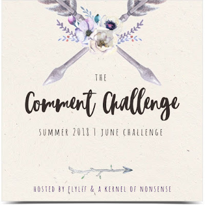 2018 Summer Comment Challenge June
