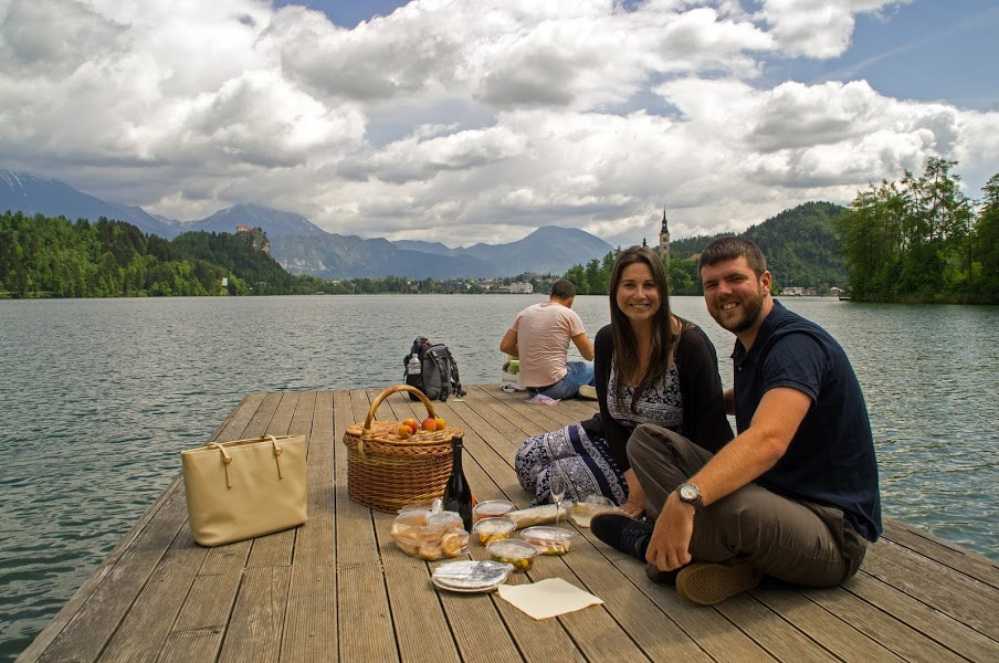 Lake Bled Picnic
