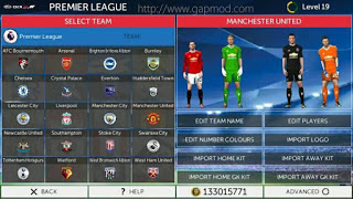 FTS Mod FIFA 18 By Ocky Ry Apk + Data Obb Full HD Gratis Terbaru 2017