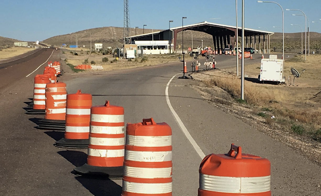Border Patrol Inland Checkpoints Shut Down So Agents Can Help Process Asylum Seekers: