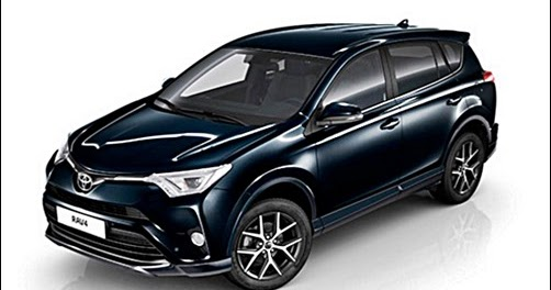 2018 Toyota RAV4 Limited Hybrid Specs and Release Date ...