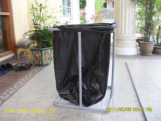 Unme Home Upkeep Diy Making Your Own Garbage Bag Holder
