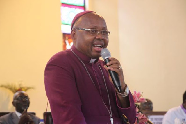 PRESIDENT Buhari Stop Using CHANGE To Cover Up, Be Careful – Bishop Ibezim
