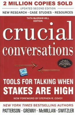 Crucial Conversations - Conflict Resolution Skills