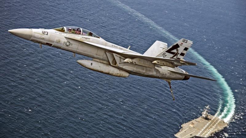Boeing FA-18F Super Hornet HD