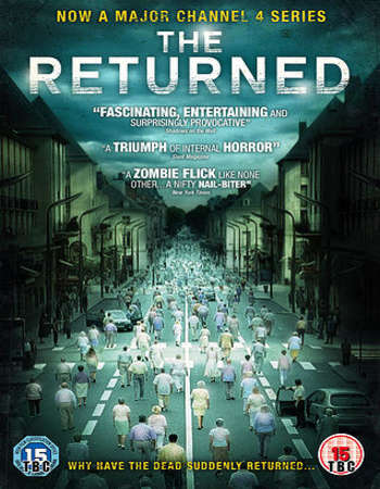 The Returned 2013 Hindi Dual Audio 450MB BluRay 720p ESubs HEVC
