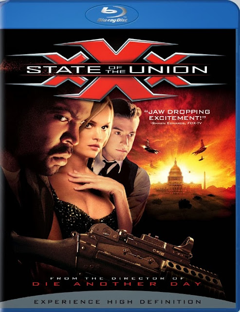xXx State of the Union 2005 Hindi Dubbed Dual Audio BRRip 300mb ESub