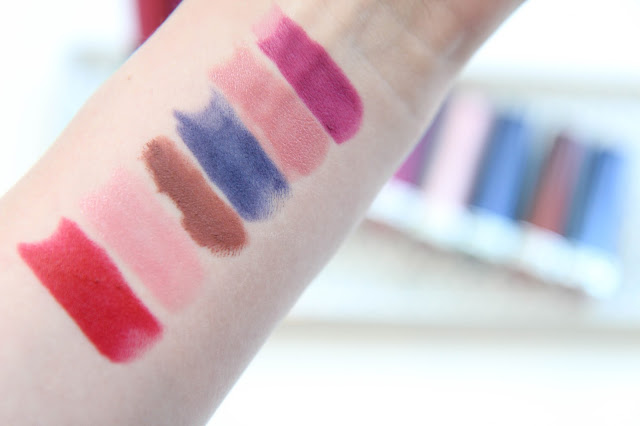 Maybelline Color Sensational Lipsticks and Shaping Lip Liners