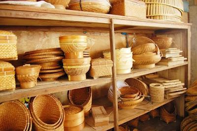 cara mengolah bambu