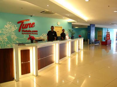 tune hotel penang