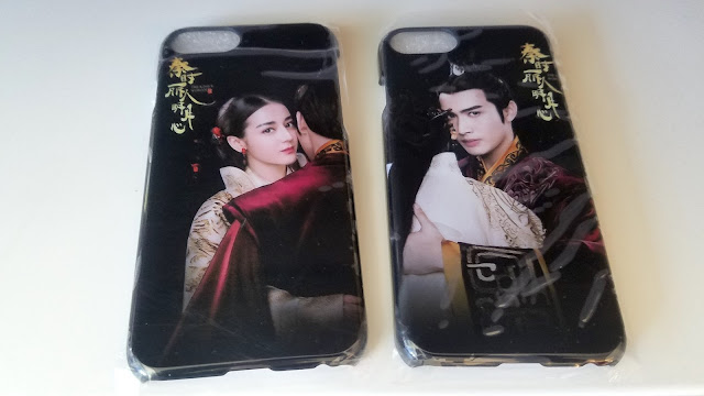 viki dramapanda giveaway King's Woman phone cases