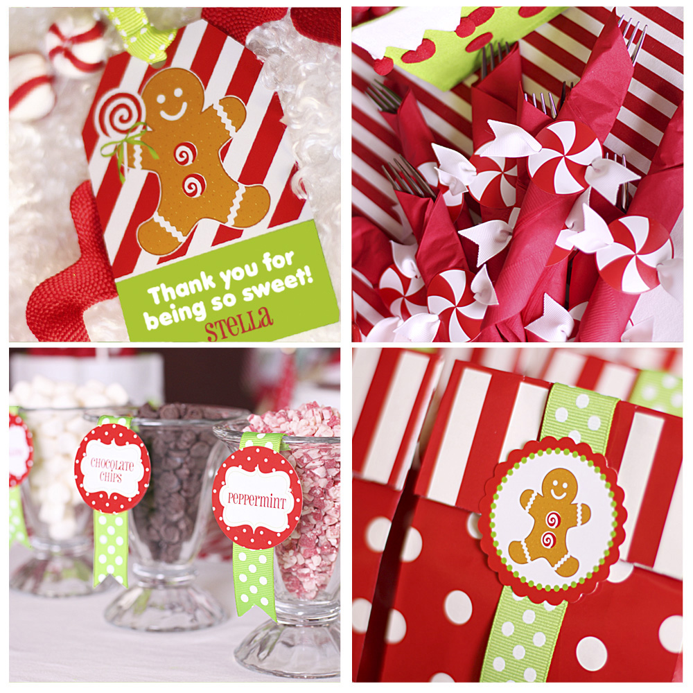 Amanda's Parties To Go: NEW Birthday Candy Christmas