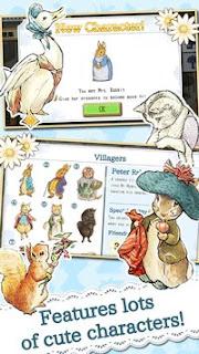 Peter Rabbit -Hidden World- Apk