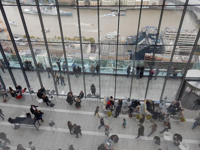 Sky Garden, Londres, Elisa N, blog de viajes
