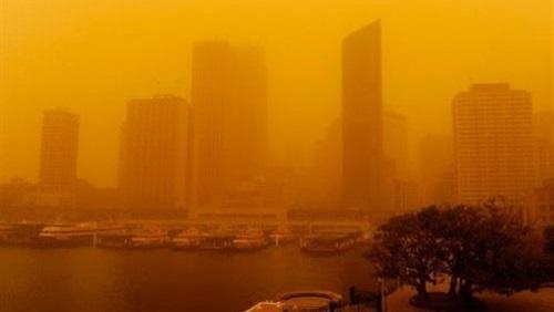 الأرصاد: رياح تصل إلى حد العاصفة