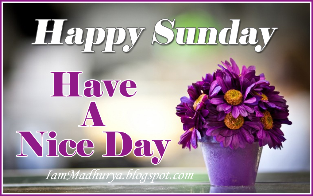 Happy Sunday Greetings Quotes Wishes