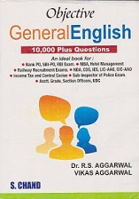 RS Agarwal Objective General English pdf Book for Bank exams