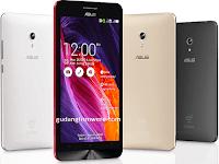 Firmware Asus Zenfone 6 T00G - A600CG