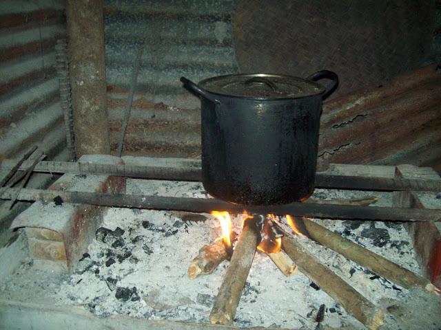 Nostalgia Dapur Kayu
