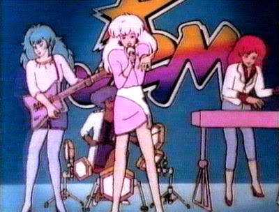 jem and hologram