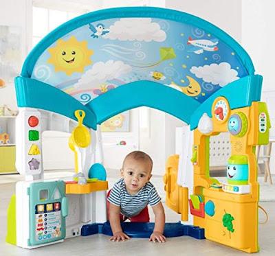 Лучшие игрушки для младенцев 2019