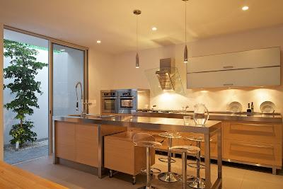 Ragam Warna Yang Diaplikasikan Untuk Area Dapur
