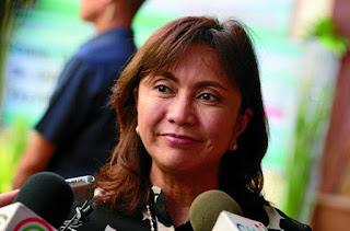 Vice President Leni Robredo, lugaw robredo, tsinelas ni lugaw, mani ni leni