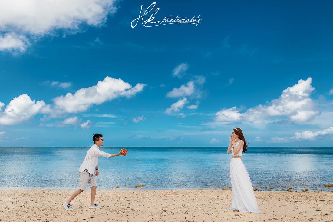 Moon Beach Palace Hotel, 沖繩婚紗, 沖繩, 美國村婚紗, 王水母, 沖繩海邊, 沖繩教堂, 教堂婚紗,