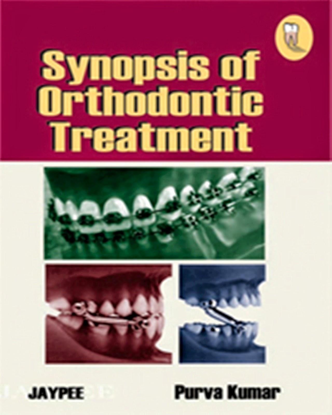 Synopsis of Orthodontic Treatment - Purva Kumar - © 2007.PDF
