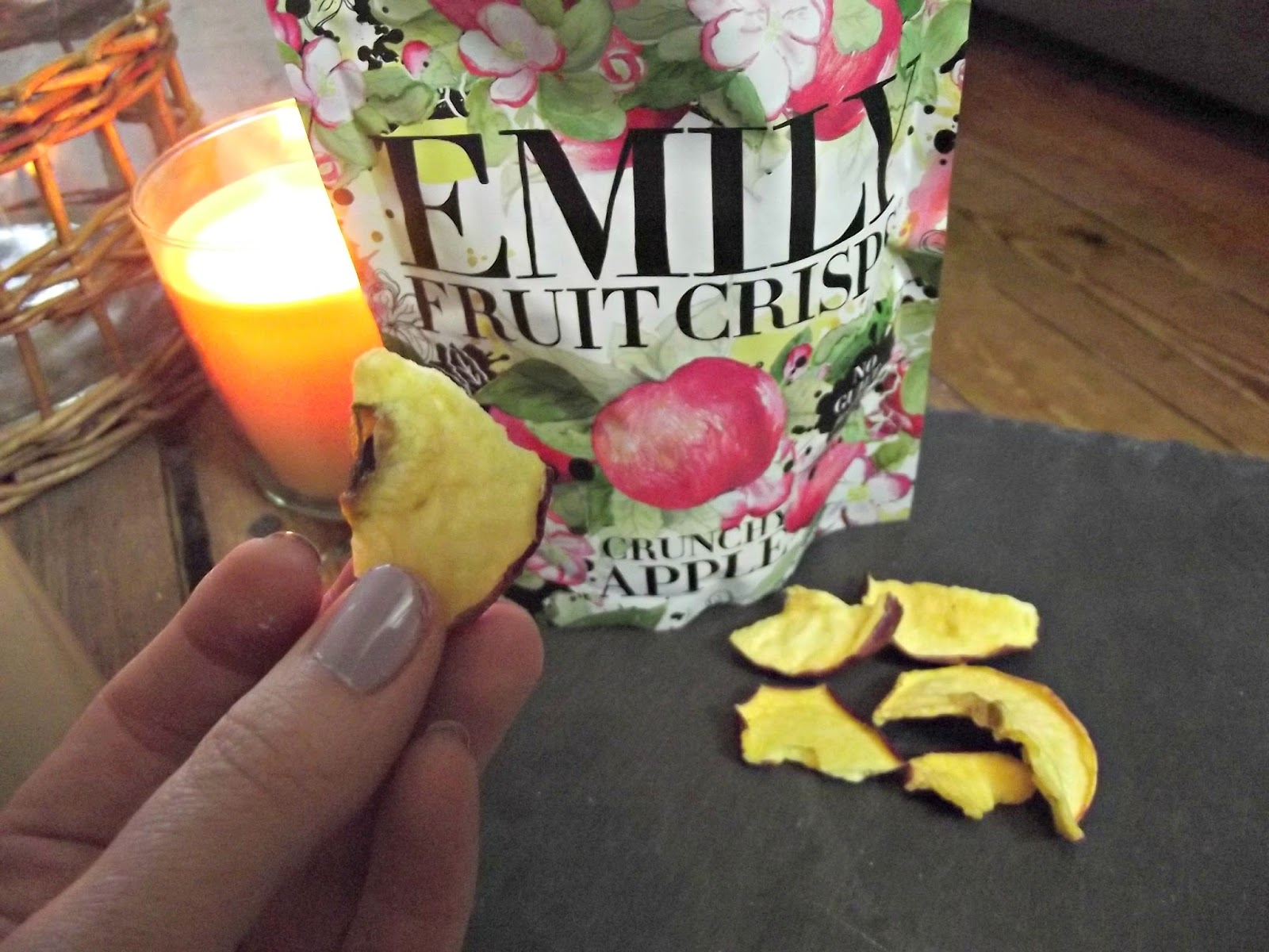 Emily Fruit Crisps Crunchy Apple