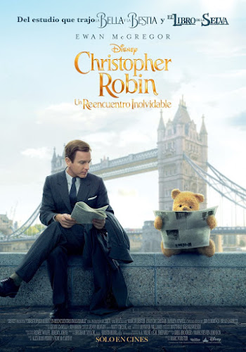 Christopher Robin (BRRip 1080p Dual Latino / Ingles) (2018)