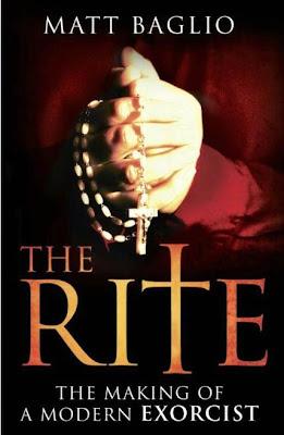 The Rite by Matt Baglio - book cover