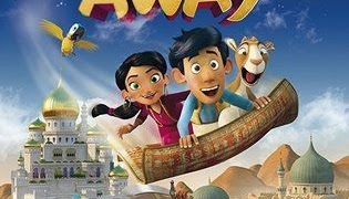 BAD-E-SABA Presents - Animated Movie Up and Away 2018 In HD Watch Now