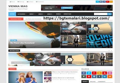 Vienna Mag Blogger