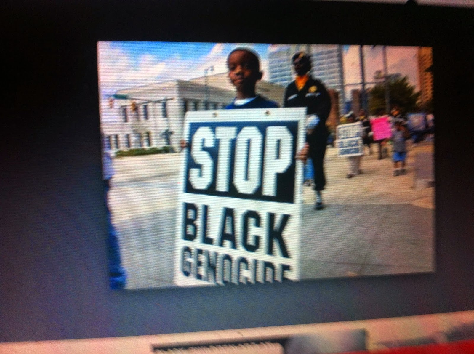 THE BLACK SOCIAL HISTORY:  BLACK      SOCIAL     HISTORY                                                                                              Black genocide
