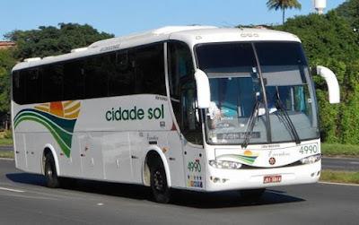 Ônibus intermunicipal é assaltado na BR 110, em Catu