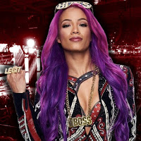 Sasha Banks Posts Cryptic Tweet, Asuka at RAW For Tonight's Show?