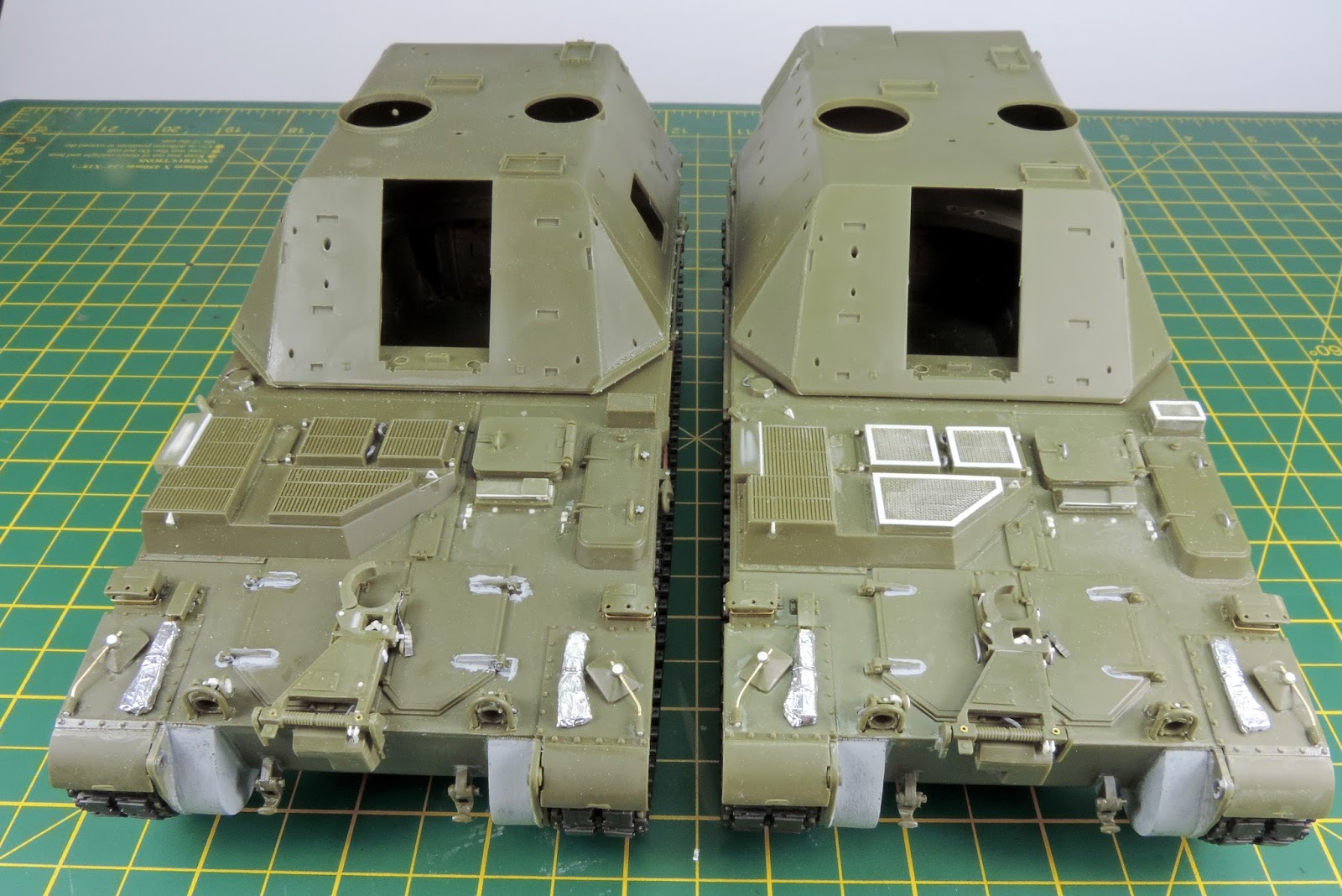 Pete S Model World As 90 Turret Time