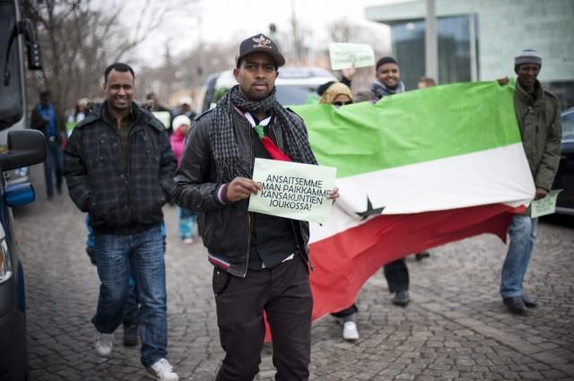 Somalit Suomessa