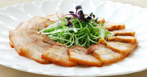 Slow Cooker Pork Belly Recipe