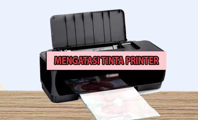 Dua Cara Mengatasi Warna Tinta Printer Tidak Sempurna Terbaru