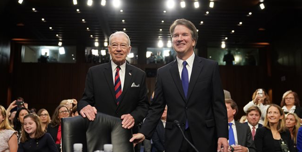Kavanaugh Confirmed: Justice Prevails